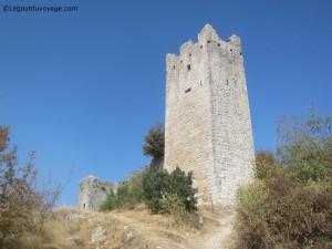 Ruines de Dvigrad