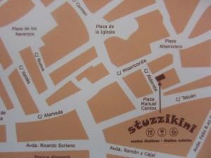 Où se situe Stuzzikini ?