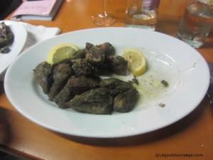 Restaurant Bujol - Moules