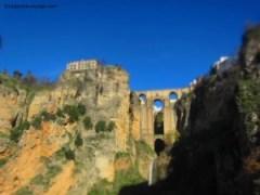 Visiter Ronda - Pont Neuf