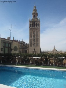 Vacances à Séville - Giralda