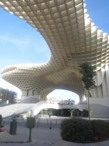 Setas de la Encarnation Sevilla