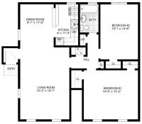 PDF DIY Printable Furniture Templates For Floor Plans