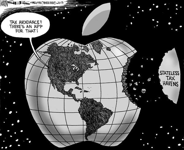 Paradis fiscaux : métropoles et dominions