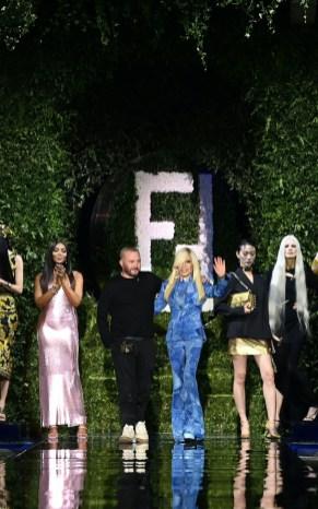 Milan Fashion Week 2021 (Photo by Daniele Venturelli )