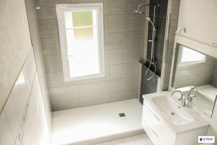 Galerie photo le grand plombier chauffagiste rennes - Salle de bain rennes ...