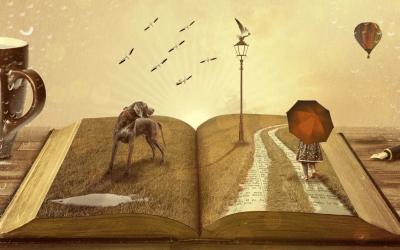 Les histoires pour enfant font vivre les livres.