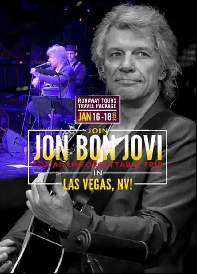 Jon Bon Jovi ジョン・ボン・ジョヴィ / 2020年 ラスベガス公演2 Show | LegRock Music