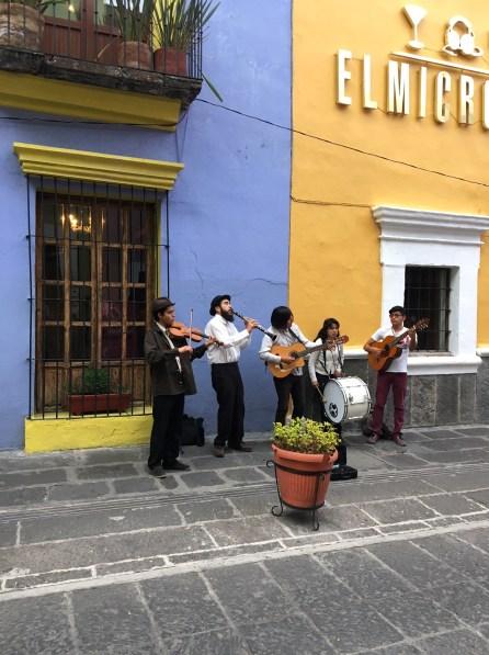 A Mexican klezmer band!