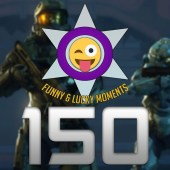 Halo Funny and Lucky Moments Ep. 150 (Legundo's Favorites Special!)