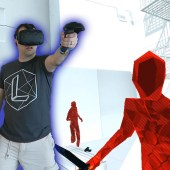 Absolute Badassary | VR Troopers – Superhot VR Pt. 1