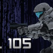 Halo 5 Funny and Lucky Moments Ep. 105
