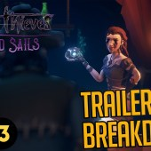 Skeleton Ships, Rowboats, and Volcanos!! — Sea of Thieves E3 Trailer Breakdown