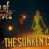 Sunken Mermaid Statues, Cursed Sails, and More! – Sea of Thieves Update!