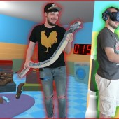 Some Sh*tty Snake Shenanigans… | VR Troopers – Pipe Job