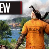 Survive the Endless Details — SCUM #RazReviews