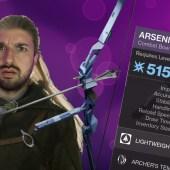 BECOME LEGOLAS! – Arsenic Bite-4B Bow! | Destiny 2 Forsaken