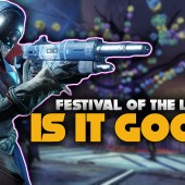 Is This Worth Your Time? — Festival of the Lost | Destiny 2 Forsaken
