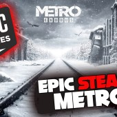 Epic STEALS Metro Exodus from Steam!! #DailyJolt
