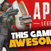 The First BR I Have Ever Liked — Apex Legends Review