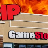 Things Don't Look Good For Gamestop…