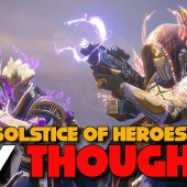 My Thoughts On Solstice of Heroes (2019) | Destiny 2