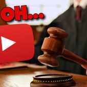 YouTube Opens Up Creators To Lawsuits…