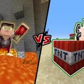 Minecraft, but We Try To Die (Minecraft DeathHunt)
