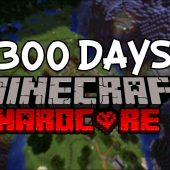 I Survived 300 Days in Hardcore Minecraft… Here's What Happened