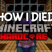 I Died in Hardcore Minecraft 400 Days… Here's What Happened