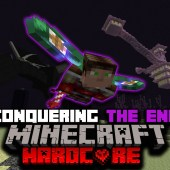Conquering The End in Hardcore Minecraft [Series 2 #3]