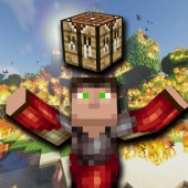 Starting A Minecraft War Over Crafting Tables…