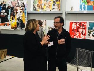 VERNISSAGE DE L'EXPO        «POP & STREET ART».