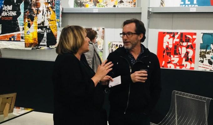 VERNISSAGE DE L'EXPO de Françoise et Maurice le Mounier