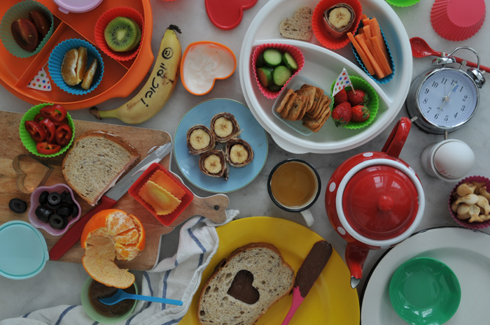 ארוחת בוקר לבית הספר