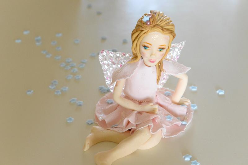 יצירת דמות מבצק סוכר
