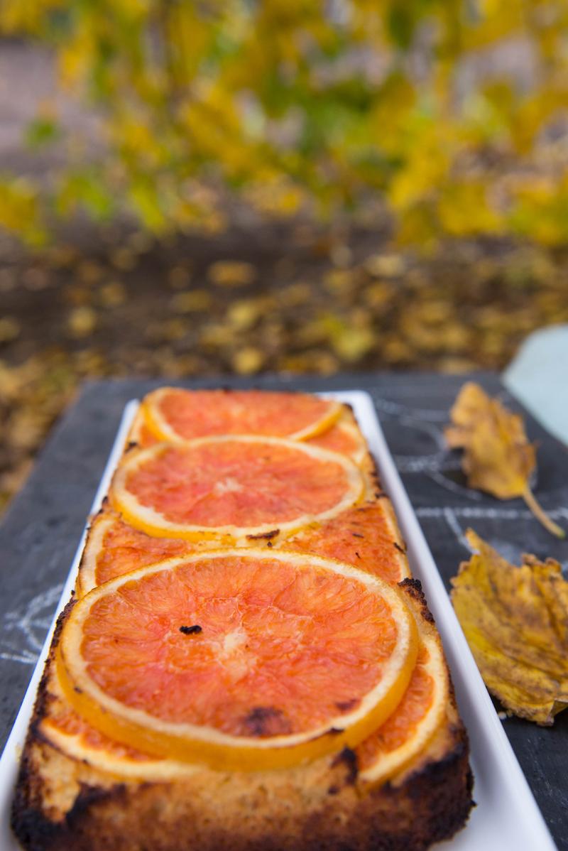 עוגת תפוזים פליאו