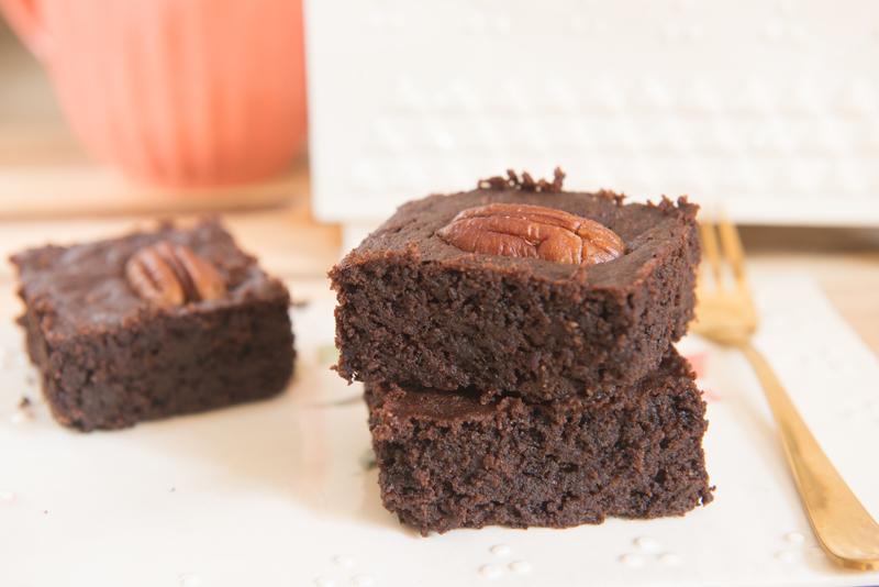בראוניז שוקולד ללא גלוטן