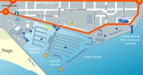 Le Havre Port De Plaisance Services