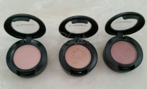 Neutral Pinks (L-R): Frisco, All That Glitters, Neutral Pink
