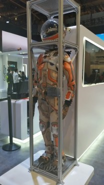 Matt Damon's costume from The Martian