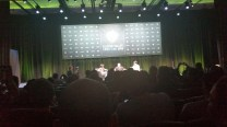 Founders Fireside panel with Steve Wozniak and Palmer Luckey