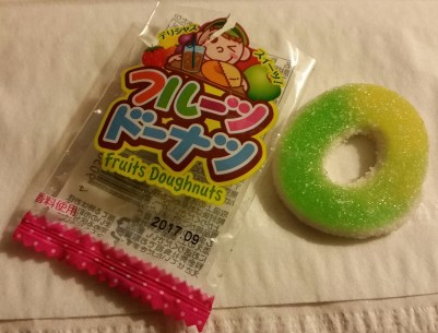 Fruit Donut