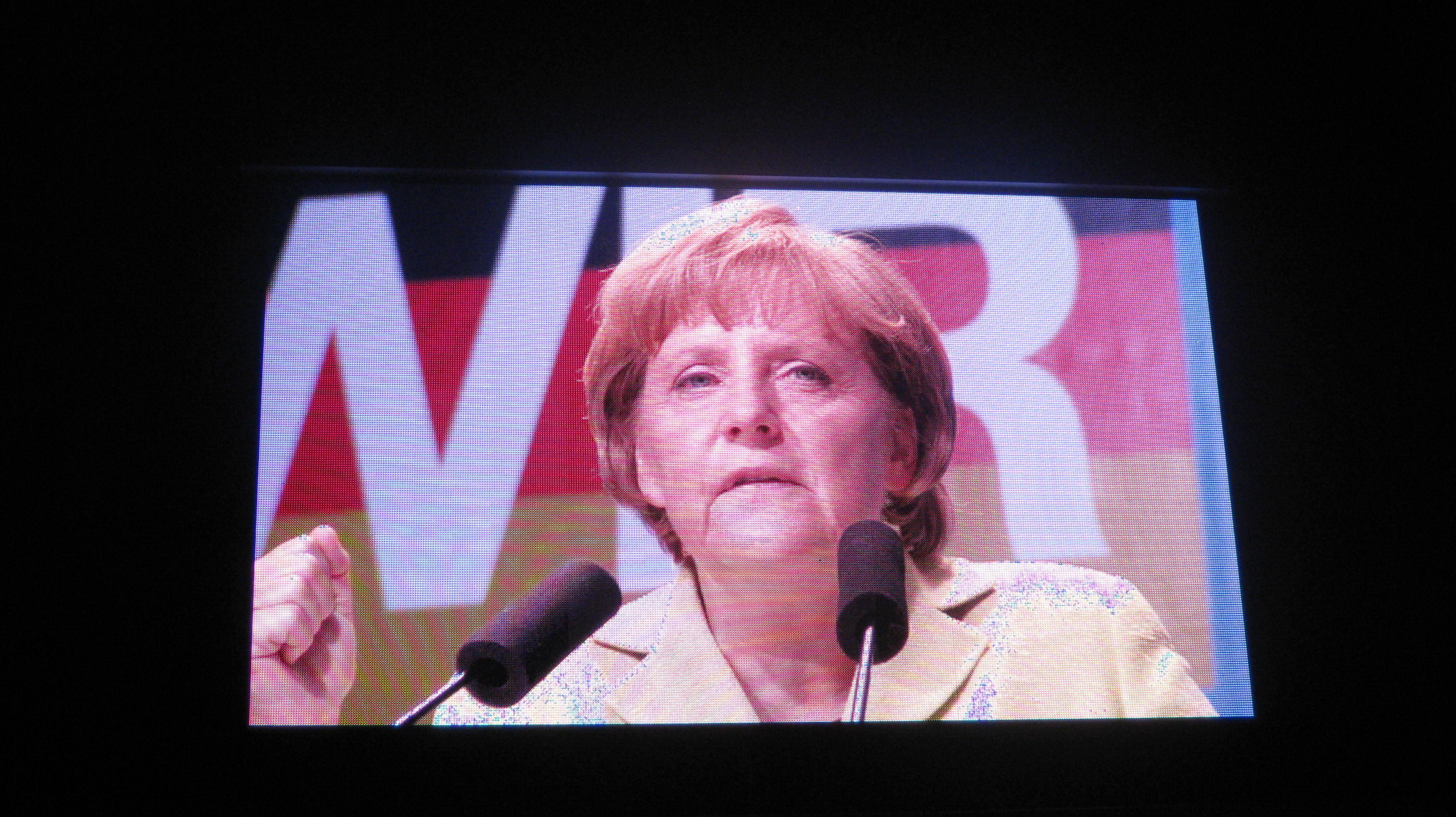 Wahlkampf im Osten (Foto: Lehermayr)