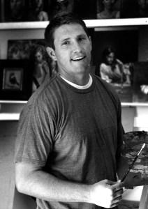 Lehi artist Dan Wilson.