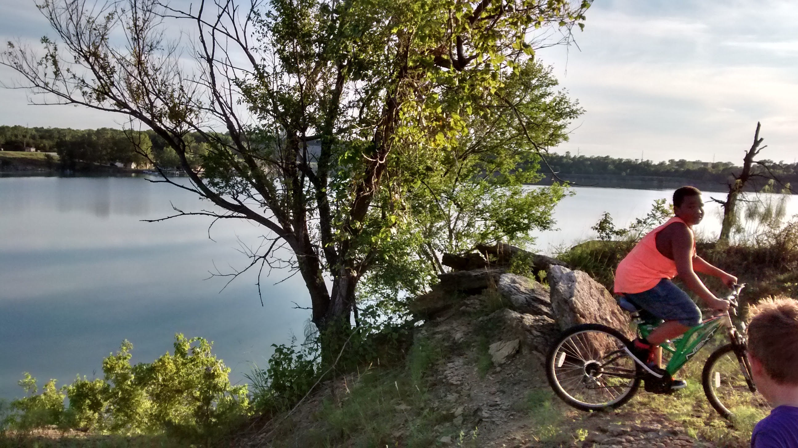 Lehigh Wednesday Evening Trail Ride, August 12