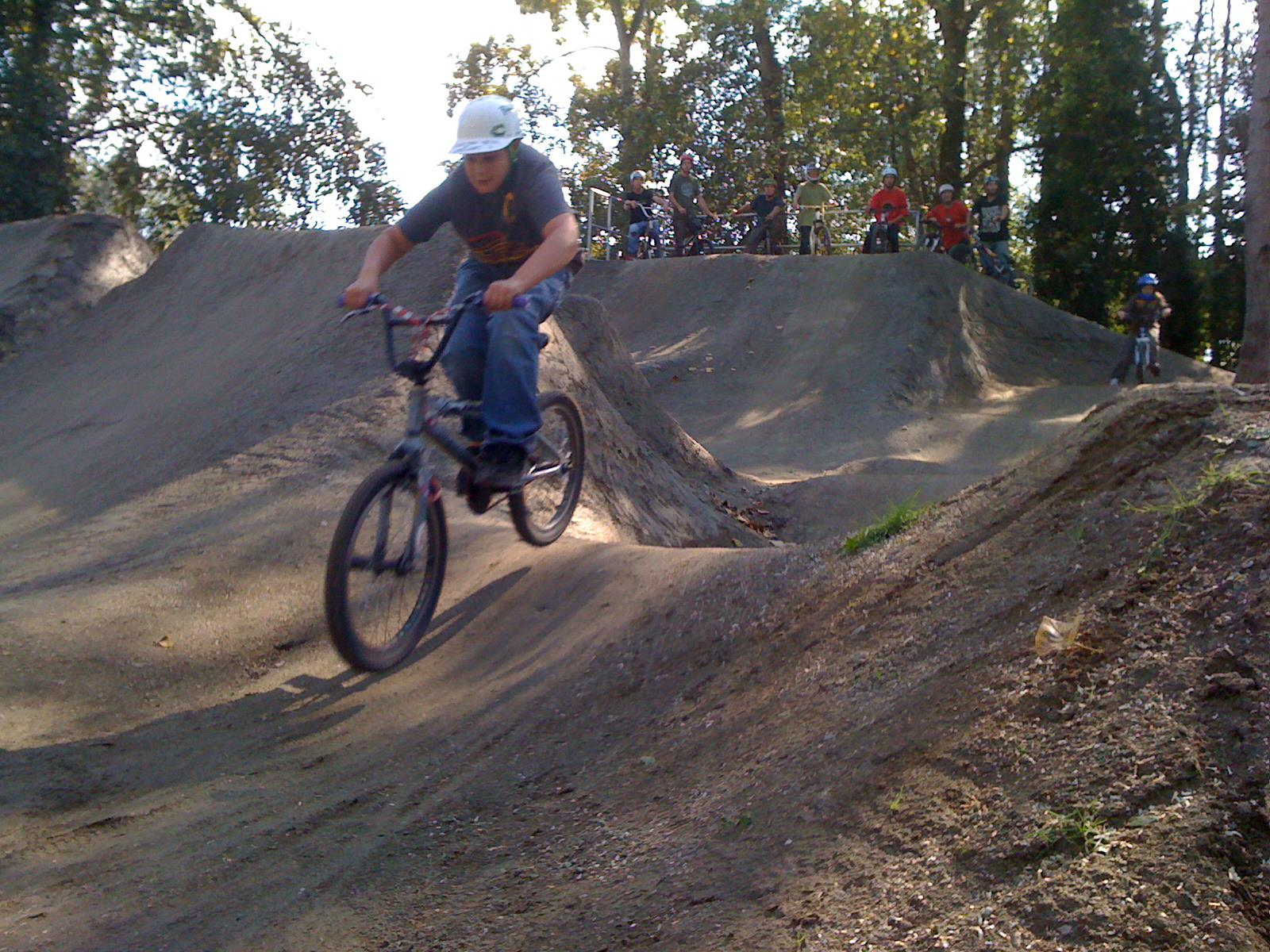 Workday: BMX Quarry
