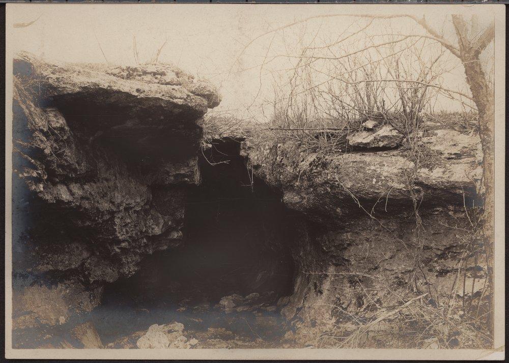 John Brown's Cave History