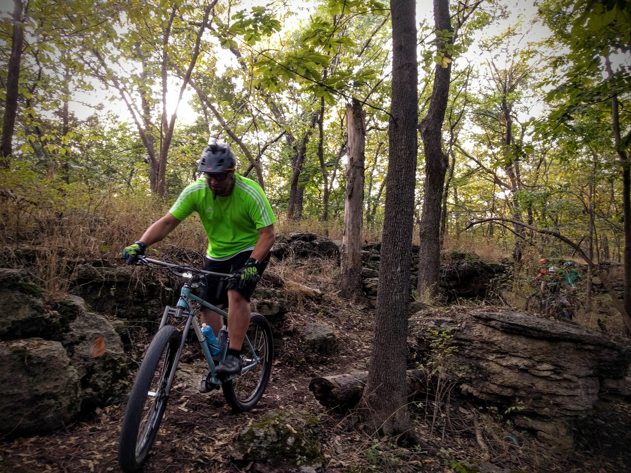Lehigh portland trails mountain bike trails in iola kansas for Portland maine bike trails