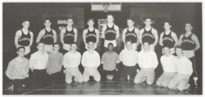 Allentown Team Photo (Photo Courtesy of Allentown H.S. Yearbook)